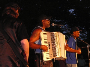 cj chenier chirp summer 2010