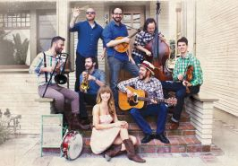 dust bowl revival with horn